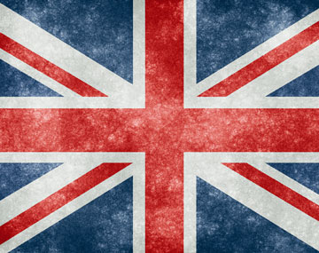 UK Grunge Flag II