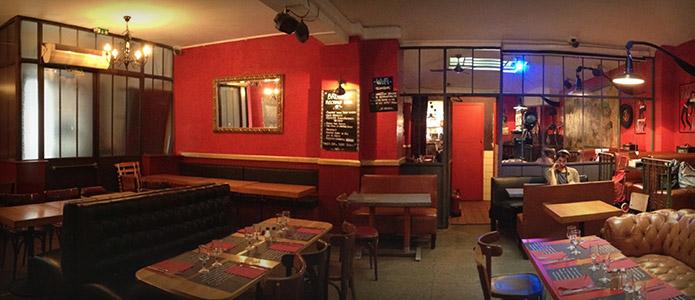 The Mecano Bar