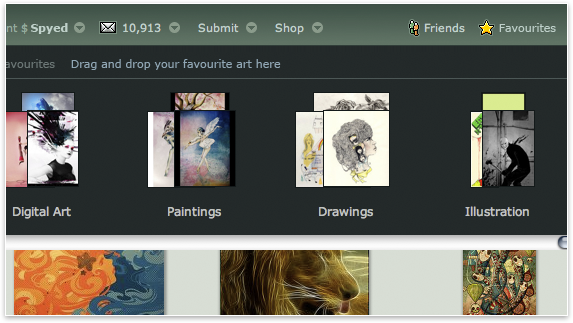 Browse Screenshot