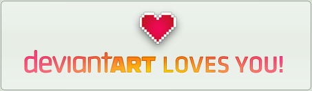 deviantART loves you!