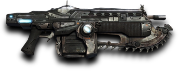 Lancer Assault Rifle